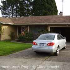 Rental info for 4330 NE 129th Place