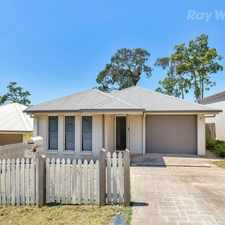 Rental info for Stunning home... Ideal location in the Greenbank area