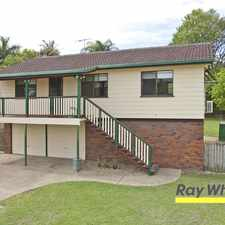 Rental info for Beautifully Presented High set in the Capalaba area