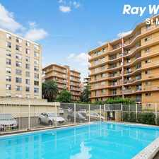 Rental info for FRESHLY RENOVATED WITH GARAGE AND INGROUND POOL - WALK TO TRAIN STATION AND WESTFIELDS SHOPPING