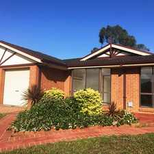 Rental info for Freshly painted 3-4 bedroom home - Immaculate in the Bligh Park area