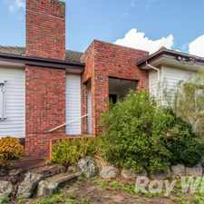 Rental info for Refined Living in Premium Balwyn Location