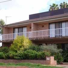 Rental info for CENTRAL LIVING in the Griffith area