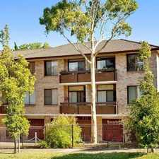 Rental info for Wonderful & Quaint Marrickville Living in the Sydney area