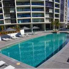 Rental info for LIVE THE LIFE IN BROADBEACH in the Broadbeach area
