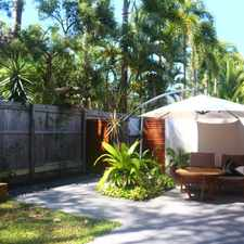 Rental info for STYLISH BEACHSIDE LIVING ** BREAK LEASE** in the Cairns area