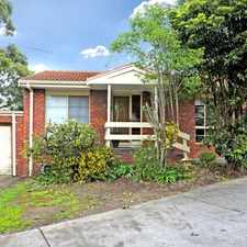 Rental info for STYLISH, SPACIOUS & CONVENIENT in the Rosanna area