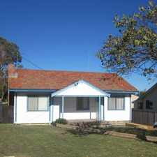 Rental info for LOVELY CHARACTER HOME! PETS CONSIDERED! POWERED DOUBLE WORKSHOP! in the East Bunbury area