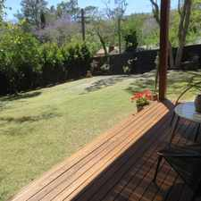 Rental info for Large One Bedroom Garden Apartment