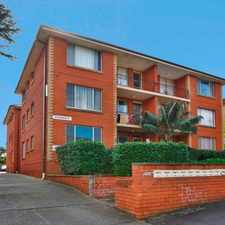 Rental info for GROUND FLOOR & RENOVATED THROUGHOUT in the Parramatta area