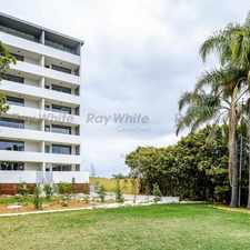Rental info for NEAR NEW 2BR APARTMENTS in the Sydney area