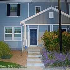 Rental info for 19209 E. 58th Ave. # C in the Denver International Airport area
