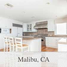 Rental info for Save Money With Your New Home - Malibu. Parking...