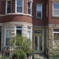 Rental info for 2831 St. Paul St. - 3 in the Charles Village area