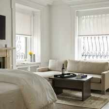 Rental info for $4200 0 bedroom Apartment in Dupont Circle in the Dupont Circle area