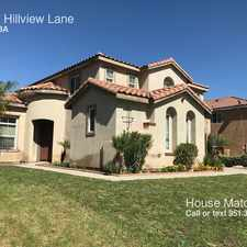 Rental info for 18516 Hillview Lane
