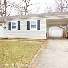 Rental info for 3713 Marlin Ave