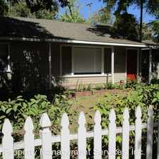 Rental info for 1050 E. 8th Street in the Chico area