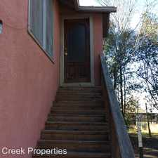 Rental info for 615 B 13th St.
