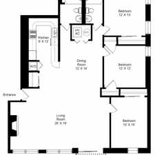 Rental info for 2375 W. Montana #3A in the Logan Square area