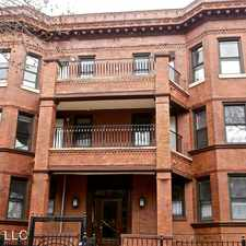 Rental info for 4929 N Winthrop Garden N in the Chicago area