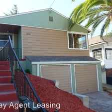 Rental info for 1945 E 28th St in the 94601 area