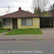 Rental info for 1202 NE 9th St. in the Grants Pass area