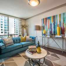 Rental info for Mondrian at City Place in the Oak Lawn area