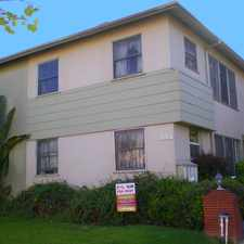 Rental info for 1519 South Wooster Street #5 in the Los Angeles area