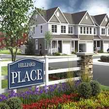 Rental info for Hilliard Place