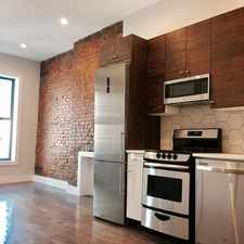 Rental info for Quincy Ave & Bedford Ave in the New York area