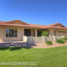 Rental info for 8548 E San Felipe Drive - 05 - May