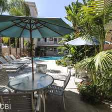 Rental info for 1621 La Playa Ave - Unit 15 in the San Diego area