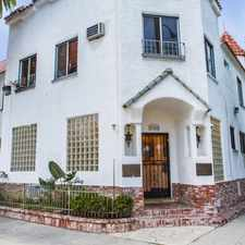 Rental info for 5356 Lexington in the Greater Griffith Park area