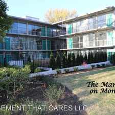Rental info for 1639 Monroe Avenue in the Central Gardens area