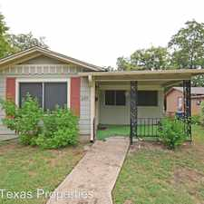 Rental info for 2205 Coleto in the 78722 area