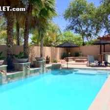 Rental info for $3800 4 bedroom House in Chandler Area in the Chandler area