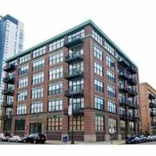 Rental info for Lux West Loop Designer Loft in the Near West Side area