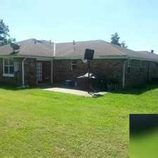 Rental info for House For Rent In Greater New Orleans.