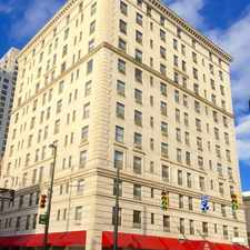 Rental info for Lytle Tower in the Central Business District area