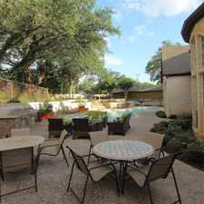 Rental info for Parc at Wall Street in the San Antonio area