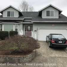 Rental info for 12701 SW Sorrel Dock Ct.