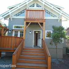 Rental info for 2723 Webster St #A in the Oakland area