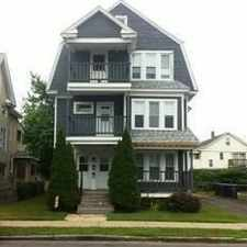 Rental info for 16 Revere Street, 2nd fl in the Springfield area