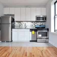 Rental info for 830 West 177th Street #2D