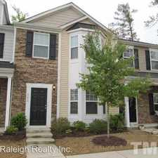 Rental info for 262 Hampshire Downs Drive in the Cary area