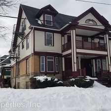 Rental info for 163 Leighton Ave Unit # 4 in the Rochester area