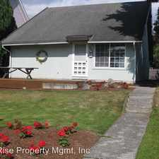Rental info for 1538 Iron St. in the Puget area