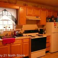 Rental info for 130 Washburn Avenue - 1st Floor in the Harbor View - Orient Heights area