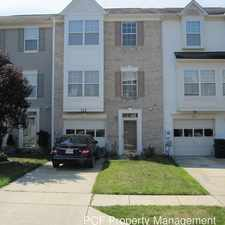 Rental info for 109 Pinecove Ct.